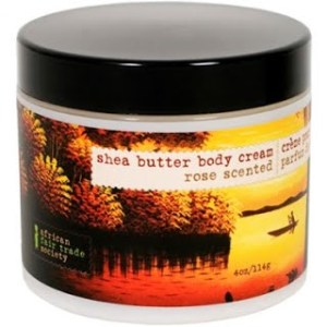 Organic Shea Butter Lotion